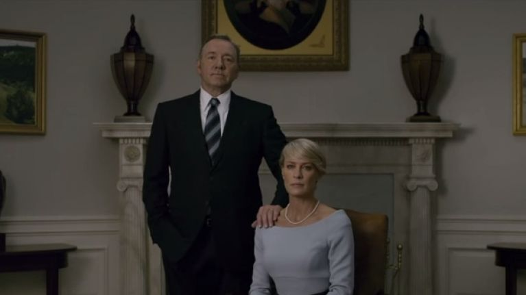 This Is The Latest News On A Potential House Of Cards Comeback Joe