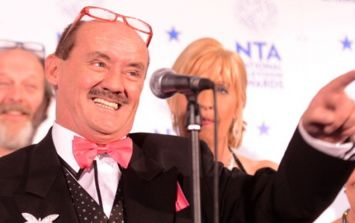 Brendan O'Carroll donates Christmas dinners to 2,800 Irish families that are struggling financially