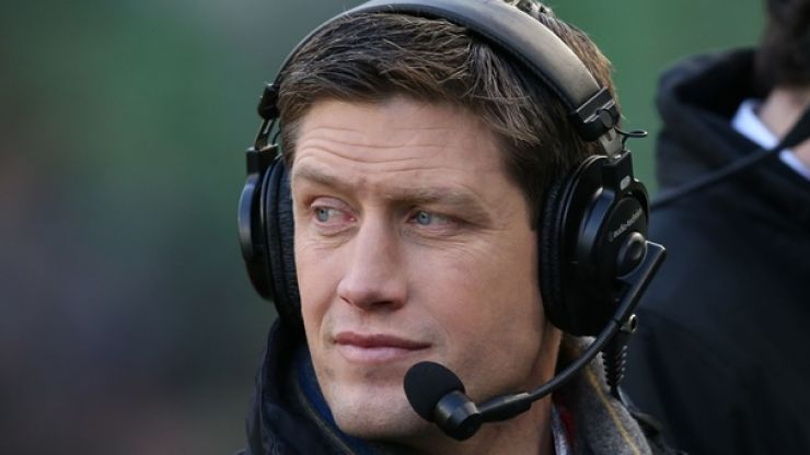 Ronan O'Gara reveals that he played a World Cup game fully concussed