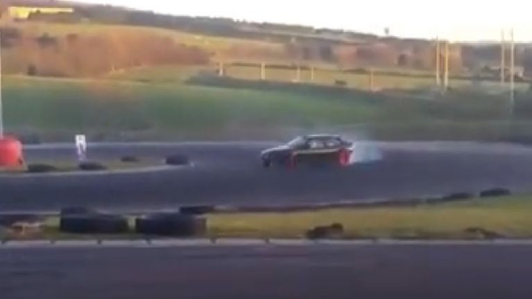 Video: This 11-year old from Cork is attracting massive attention for his drifting skills