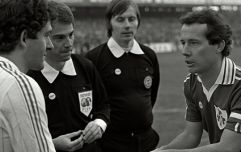 Pic: Juventus pay a lovely Instagram tribute to Liam Brady on his 59th birthday