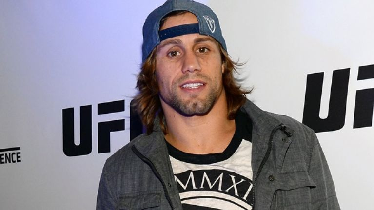 PIC: Urijah Faber definitely has our favourite tribute to Conor McGregor