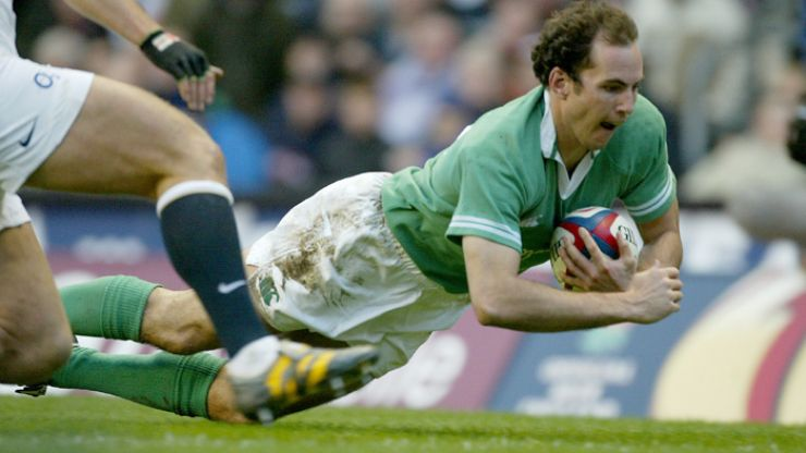 The Top 5 Ireland tries v England will give you lots and lots of goosebumps