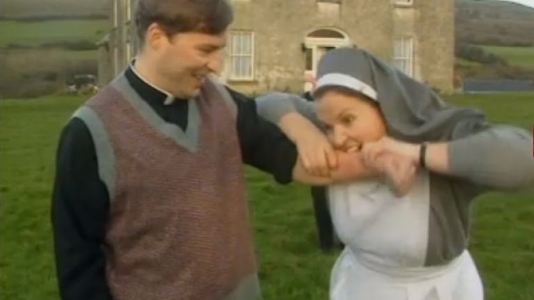 Here are the 17 best moments from the Father Ted Lent