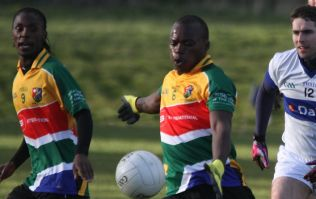 [CLOSED] Competition: Win this amazing South Africa Gaels GAA jersey