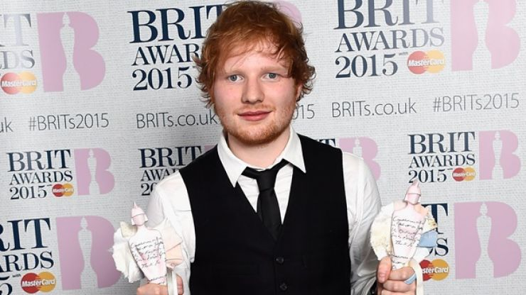 Ed Sheeran says he wants to be a dad more than a popstar