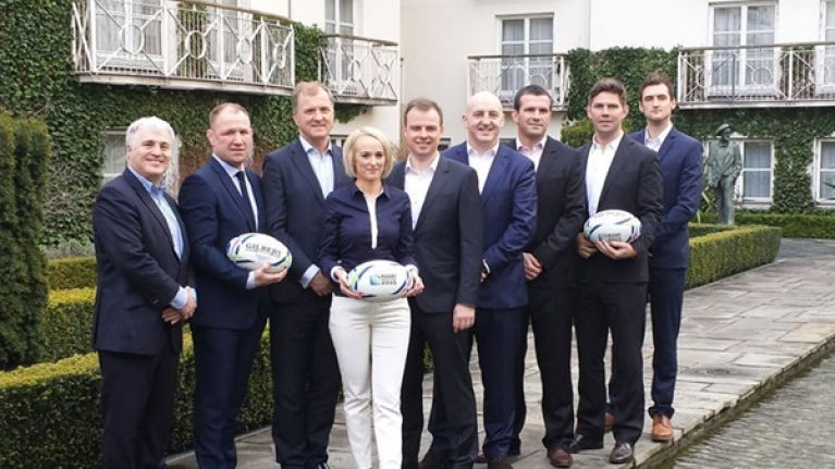 TV3 reveal a serious line-up of analysts for their Rugby World Cup coverage