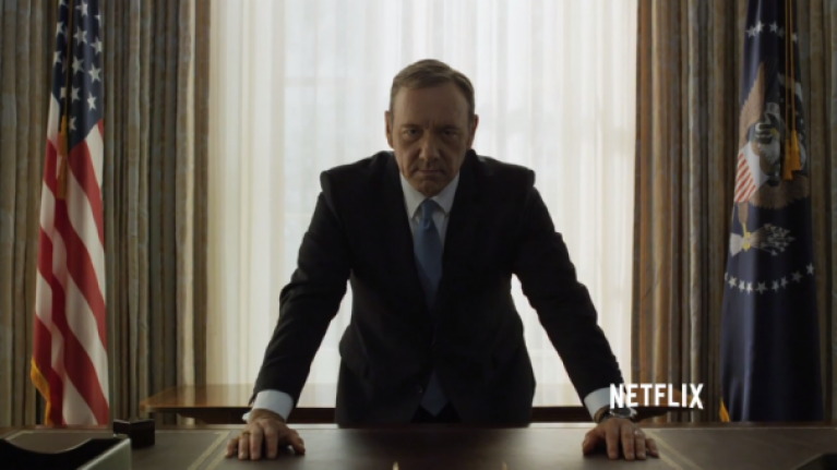 Netflix has cancelled House of Cards following allegations against Kevin Spacey