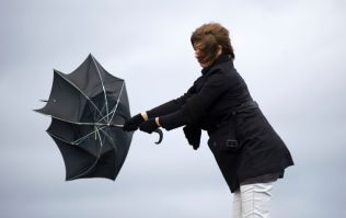 Orange Weather Warning in place as 130km/h winds expected to hit Ireland tonight