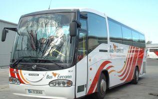 Bus Éireann cancel Nightrider Service from Dublin to Kildare