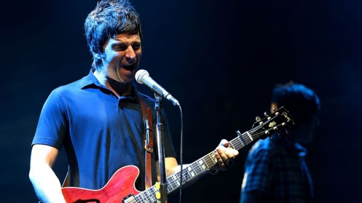 BBC are showing a brand new documentary about the life of Noel Gallagher