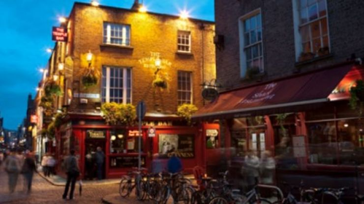 All pubs and nightclubs in Temple Bar to close with immediate effect