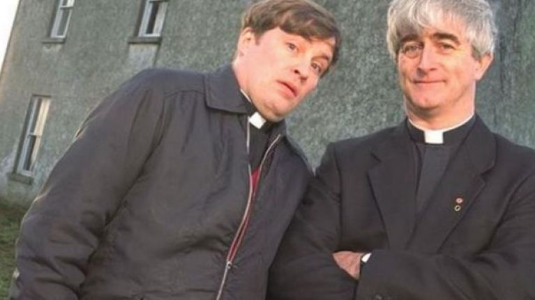 PIC: You're going to want to get this brand new Father Ted app on your phone