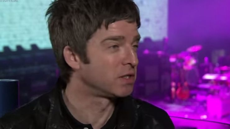 """Noel Gallagher says """"there's a big job somewhere"""" for Brendan Rodgers"""