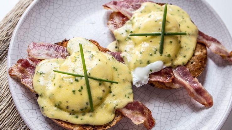Mother's Day breakfast recipe: Eggs Benedict