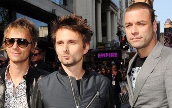 Rock icons Muse will play a friendly against League of Ireland side Cabinteely