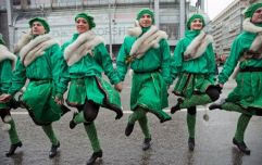 Here's how the weather is shaping up for St Patrick's Day