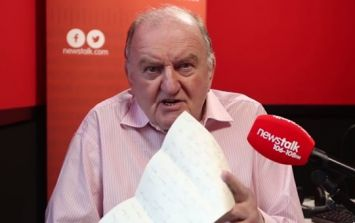 """George Hook: """"It was wrong to suggest any blame could be attributed to victims."""""""