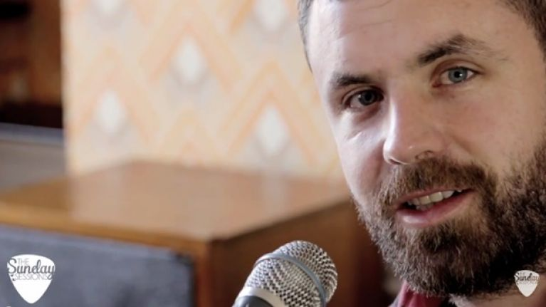 Around the World in 80 Music videos is happening and they've landed in Ireland to film Mick Flannery