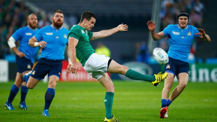 Ireland's win over Italy gave TV3 their highest ratings ever