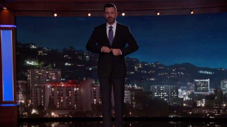 WATCH: Jimmy Kimmel blasts Donald Trump over his negotiations with North Korea