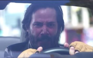 VIDEO: Keanu Reeves and Jimmy Kimmel star in the latest Speed sequel