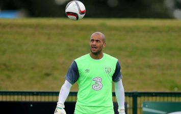 PIC: This is the Darren Randolph song Irish fans need to sing at the Euros