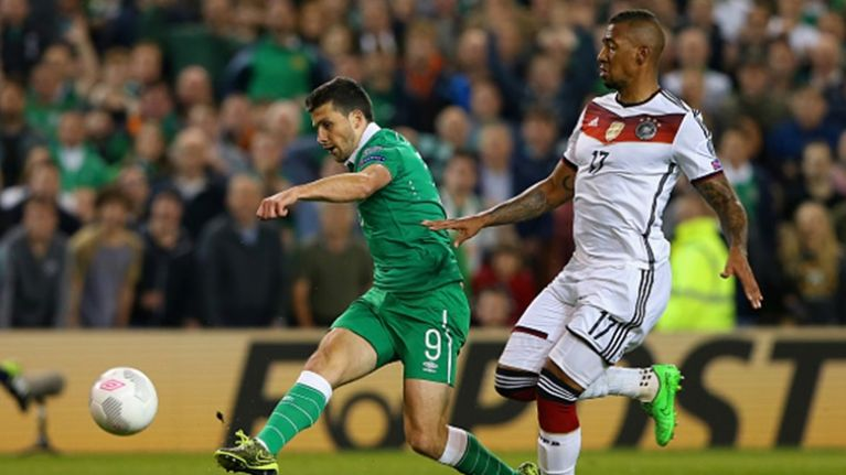 GALLERY: Ireland 1-0 Germany, the magic moments in glorious colour
