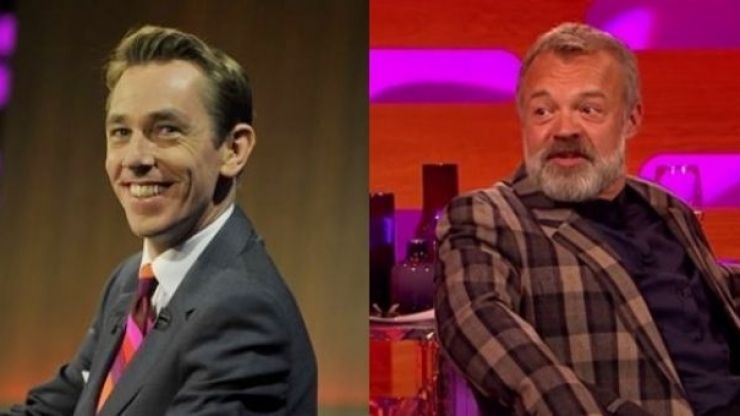 Tubridy and Norton: Here are the line-ups for the Late Late and Graham Norton