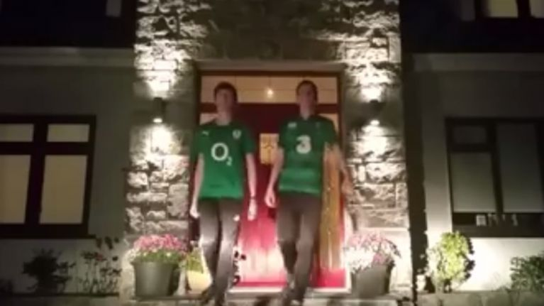 VIDEO: These world champion Irish dancers' feet move so fast you'll be dizzy watching them