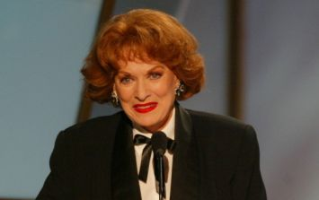 Irish screen legend Maureen O'Hara has died aged 95