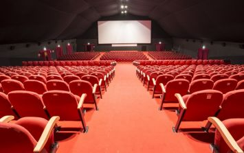 Ireland is getting its very first 4DX cinema this month