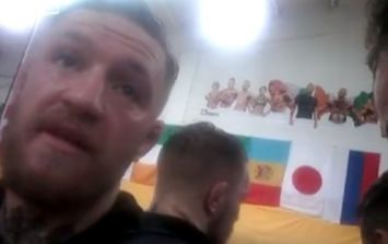 VIDEO: Conor McGregor offers his support to an Irish kid with mental health problems
