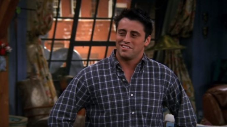 Joey Is The Best Character From Friends Here S Why Joe Ie