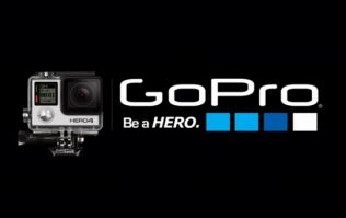 VIDEO: The quality of the new GoPro Quadcopter Drone is incredible