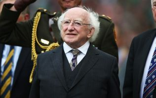 Michael D. Higgins has chimed in on the Irish Rugby team's Grand Slam win