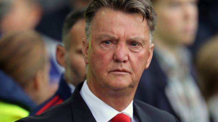 Manchester United boss Louis Van Gaal may have lined up his next captain