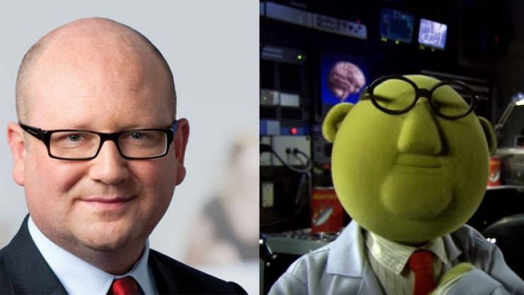 PICS: We've put these figures from Irish politics next to their lookalikes from The Muppet Show