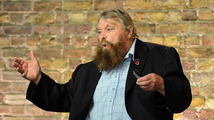This story about Brian Blessed and an original Picasso is just bizarre