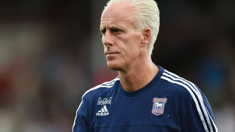 Mick McCarthy agrees deal to return as Ireland manager (Report)