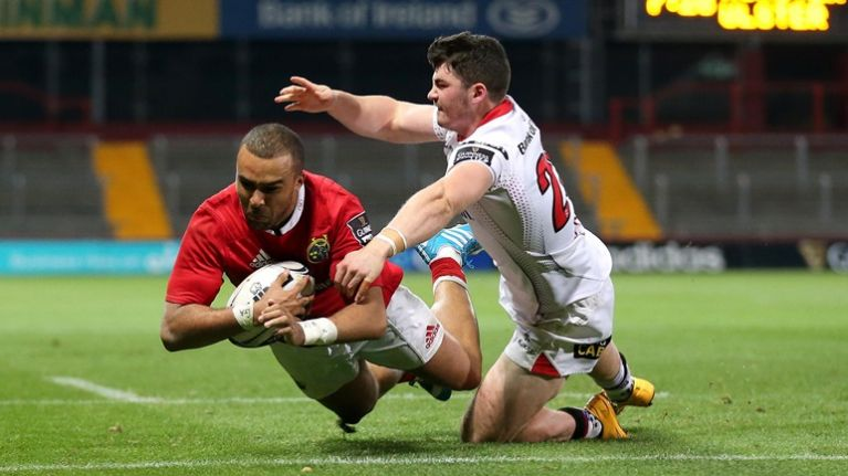 Could Simon Zebo Become The Next Irish Rugby International To Move France