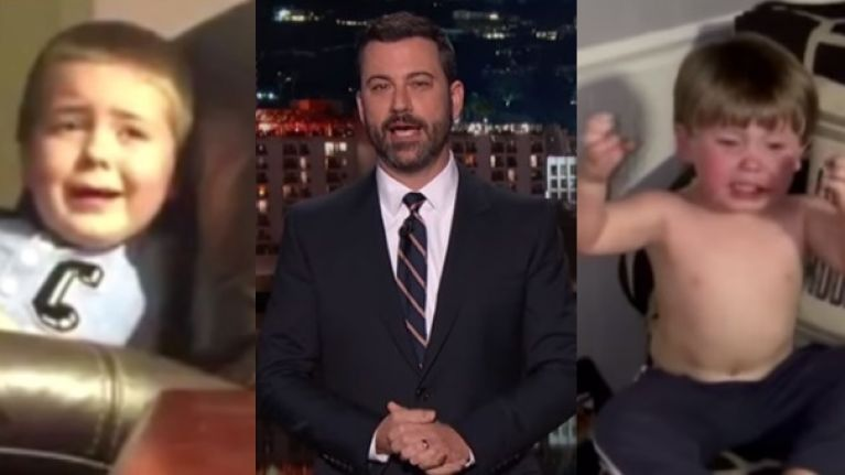 VIDEO: Jimmy Kimmel's new