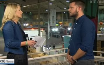 VIDEO: RTE News' interview with the Web Summit co-founder this evening made a lot of people angry
