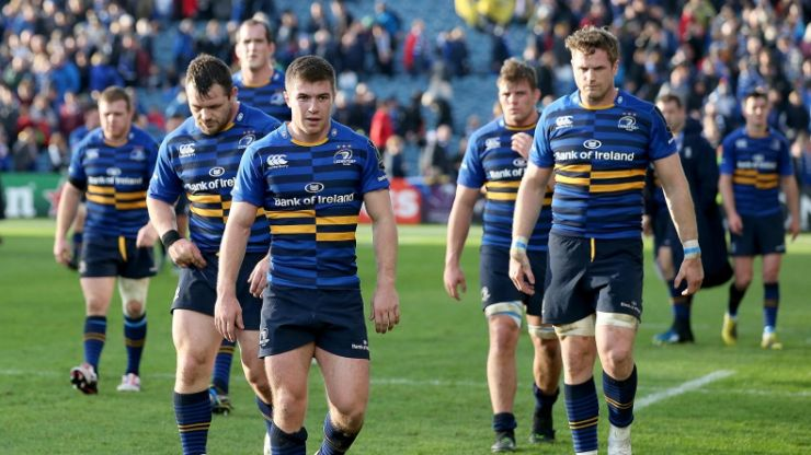 PICS: The internet was not kind to Leinster after their loss to Wasps in the RDS