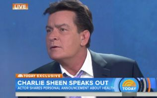 """VIDEO: Charlie Sheen confirms the rumours: """"I am in fact HIV positive"""""""
