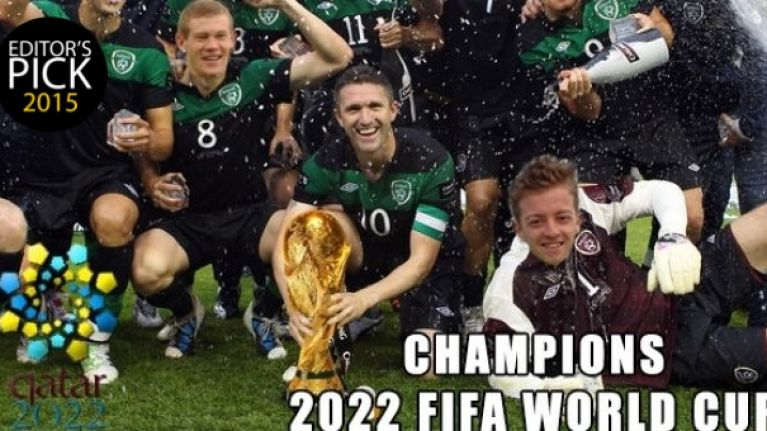 91f962adf Qatar Heroes  The story of how Ireland won the 2022 World Cup at Christmas  time
