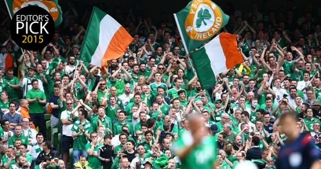 OPINION: It's not craic that make Irish fans the world's best, it's resilience