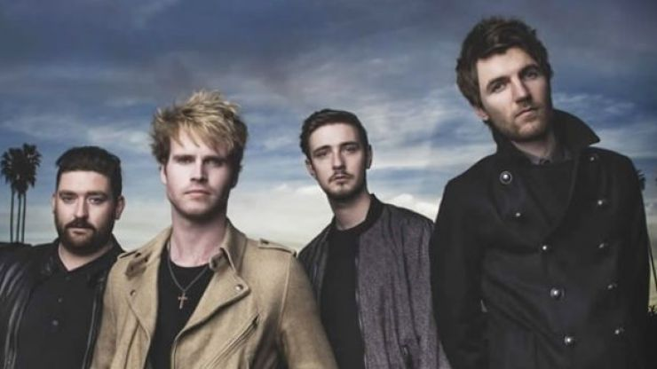 Kodaline and Walking on Cars to play the same night in Marlay Park this July