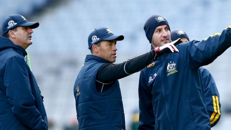 Aussie coach wants US team to join the International Rules series