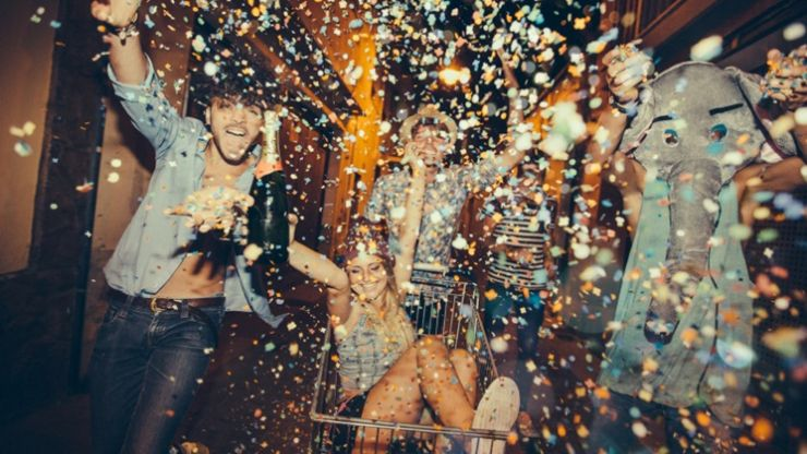 JOE's pre-night out playlist: Songs that get you ready to party